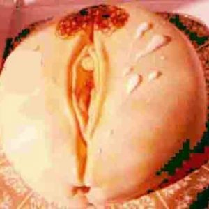 Clitoris Cake Image for product delivery