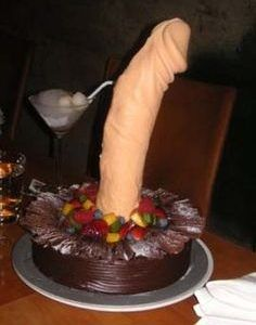 Image of Playgirl Cake for delivery