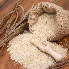 Delivery package of barnyard millet