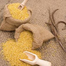 Packet banb of fox tail millets