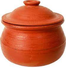 Cooking utensil product earthenware