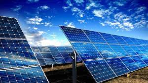 Solar electricity plant installation for Lucknow area